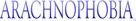 Arachnophobia - Logo (xs thumbnail)