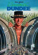 Crocodile Dundee - DVD movie cover (xs thumbnail)