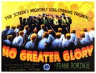 No Greater Glory - Movie Poster (xs thumbnail)