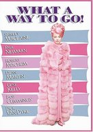 What a Way to Go! - DVD cover (xs thumbnail)