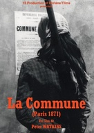 Commune (Paris, 1871), La - French Movie Poster (xs thumbnail)