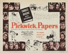 The Pickwick Papers - Movie Poster (xs thumbnail)