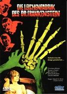 Terror! Il castello delle donne maledette - German DVD cover (xs thumbnail)