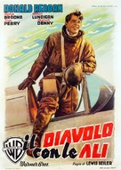 International Squadron - Italian Movie Poster (xs thumbnail)