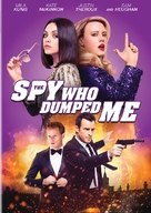 The Spy Who Dumped Me - DVD movie cover (xs thumbnail)
