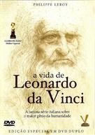 La vita di Leonardo Da Vinci - Brazilian Movie Cover (xs thumbnail)
