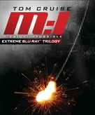 Mission: Impossible III - Blu-Ray movie cover (xs thumbnail)