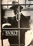 Sult - Swedish Movie Poster (xs thumbnail)