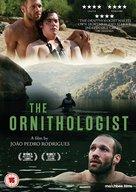 O Ornitólogo - British Movie Cover (xs thumbnail)