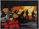 The Dogs of War - British Movie Poster (xs thumbnail)