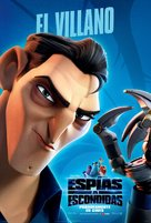Spies in Disguise - Mexican Movie Poster (xs thumbnail)