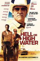 Hell or High Water - British Movie Poster (xs thumbnail)