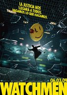 Watchmen - Spanish Movie Poster (xs thumbnail)