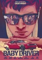 Baby Driver - poster (xs thumbnail)