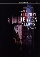 All That Heaven Allows - DVD movie cover (xs thumbnail)