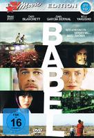 Babel - German DVD cover (xs thumbnail)