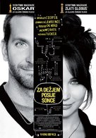 Silver Linings Playbook - Slovenian Movie Poster (xs thumbnail)