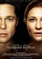 The Curious Case of Benjamin Button - Dutch Movie Poster (xs thumbnail)