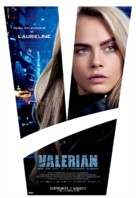 Valerian and the City of a Thousand Planets - Swedish Movie Poster (xs thumbnail)