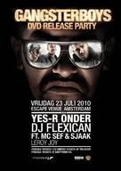 Gangsterboys - Dutch Movie Poster (xs thumbnail)