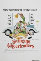 The Swinging Cheerleaders - Movie Poster (xs thumbnail)