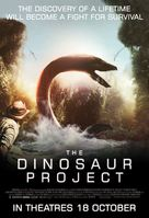 The Dinosaur Project - Singaporean Movie Poster (xs thumbnail)