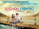 Salmon Fishing in the Yemen - British Movie Poster (xs thumbnail)