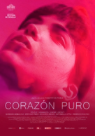 Cuori Puri - Spanish Movie Poster (xs thumbnail)