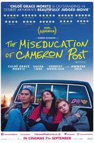 The Miseducation of Cameron Post - British Movie Poster (xs thumbnail)