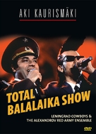 Total Balalaika Show - Finnish DVD cover (xs thumbnail)