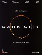 Dark City - French DVD movie cover (xs thumbnail)