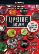 Upside Down: The Creation Records Story - Canadian DVD cover (xs thumbnail)
