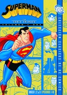 """""""Superman"""" - Argentinian DVD movie cover (xs thumbnail)"""