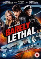 Barely Lethal - British Movie Cover (xs thumbnail)