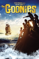 The Goonies - DVD movie cover (xs thumbnail)