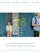 Palo Alto - French Movie Poster (xs thumbnail)