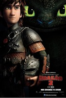 How to Train Your Dragon 2 - Portuguese Movie Poster (xs thumbnail)