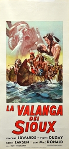 Hiawatha - Italian Movie Poster (xs thumbnail)