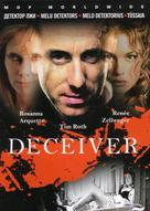 Deceiver - Lithuanian DVD cover (xs thumbnail)