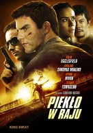 A Stranger in Paradise - Polish DVD movie cover (xs thumbnail)