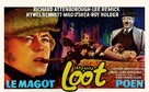 Loot - Belgian Movie Poster (xs thumbnail)
