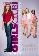 Mean Girls - German Movie Poster (xs thumbnail)