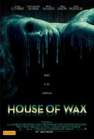 House of Wax - Australian Movie Poster (xs thumbnail)