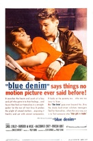 Blue Denim - Movie Poster (xs thumbnail)