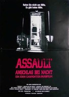 Assault on Precinct 13 - German Movie Poster (xs thumbnail)