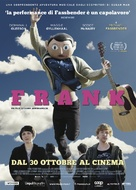 Frank - Italian Movie Poster (xs thumbnail)
