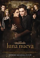 The Twilight Saga: New Moon - Argentinian Movie Poster (xs thumbnail)