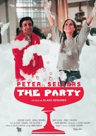 The Party - French Re-release poster (xs thumbnail)