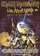 Iron Maiden: Live After Death - Movie Cover (xs thumbnail)