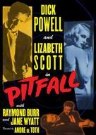 Pitfall - DVD movie cover (xs thumbnail)